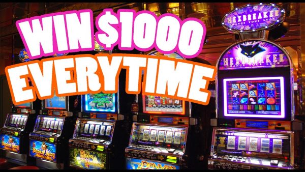 How to Find Slot Machines That Will Let You Win